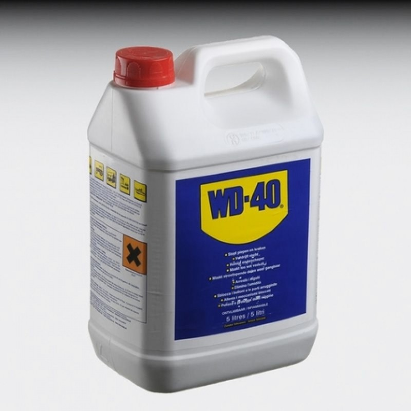 WD-40 WD-40-5000 Смазка многоцелевая WD-40 (канистра) 5 л.